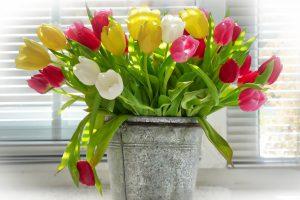 Velike okrasne vaze