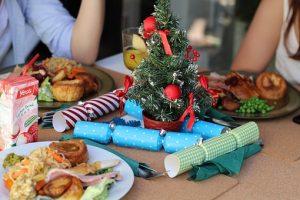 priprave na božično večerjo